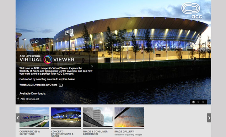 ACC Liverpool Virtual Viewer