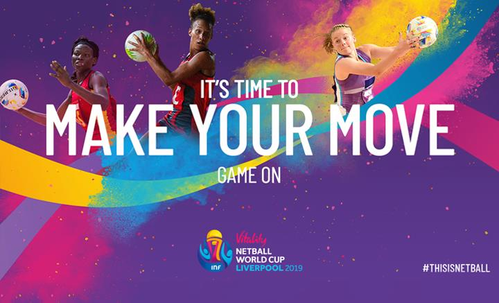 Time To Make Your Move Netball Main