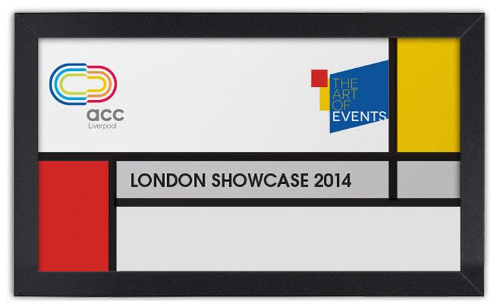 London Showcase 2014 Mondrian